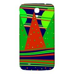Magical Xmas Night Samsung Galaxy Mega I9200 Hardshell Back Case