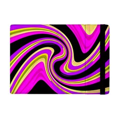 Pink And Yellow Ipad Mini 2 Flip Cases by Valentinaart