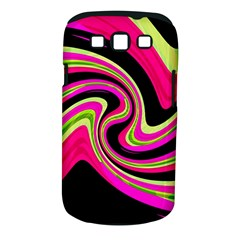Magenta And Yellow Samsung Galaxy S Iii Classic Hardshell Case (pc+silicone) by Valentinaart