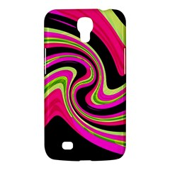 Magenta And Yellow Samsung Galaxy Mega 6 3  I9200 Hardshell Case by Valentinaart