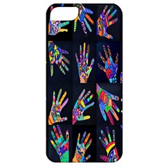 Art With Your Hand Apple Iphone 5 Classic Hardshell Case