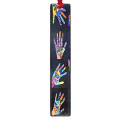 Art With Your Hand Large Book Marks