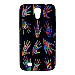 Art With Your Hand Samsung Galaxy Mega 6 3  I9200 Hardshell Case