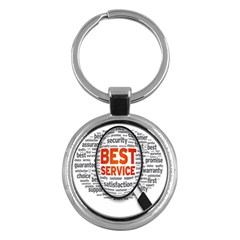 Article Key Chains (round)