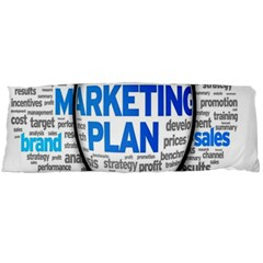 Article Market Plan Body Pillow Case (dakimakura)