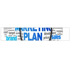 Article Market Plan Flano Scarf (large)