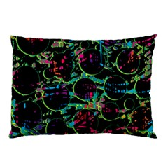 Graffiti Style Design Pillow Case (two Sides)