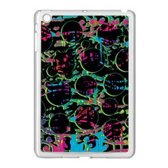 Graffiti Style Design Apple Ipad Mini Case (white) by Valentinaart