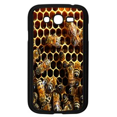 Bees On A Comb Samsung Galaxy Grand Duos I9082 Case (black)