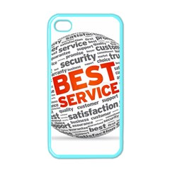 Best Service Apple Iphone 4 Case (color)