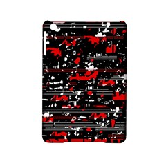 Red Symphony Ipad Mini 2 Hardshell Cases by Valentinaart
