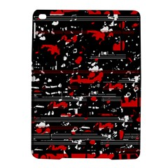 Red Symphony Ipad Air 2 Hardshell Cases by Valentinaart