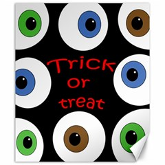 Trick Or Treat  Canvas 20  X 24   by Valentinaart