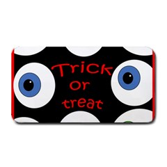 Trick Or Treat  Medium Bar Mats by Valentinaart