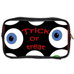 Trick Or Treat  Toiletries Bags 2 Side