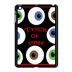 Trick Or Treat  Apple Ipad Mini Case (black) by Valentinaart