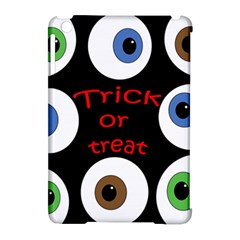 Trick Or Treat  Apple Ipad Mini Hardshell Case (compatible With Smart Cover) by Valentinaart