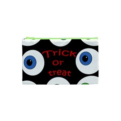 Trick Or Treat  Cosmetic Bag (xs)
