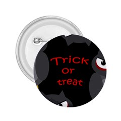Trick Or Treat   Owls 2 25  Buttons
