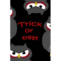 Trick Or Treat   Owls 5 5  X 8 5  Notebooks