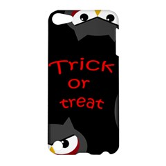 Trick Or Treat   Owls Apple Ipod Touch 5 Hardshell Case by Valentinaart