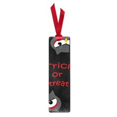 Trick Or Treat   Owls Small Book Marks by Valentinaart