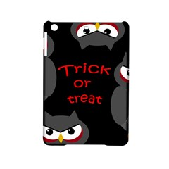 Trick Or Treat   Owls Ipad Mini 2 Hardshell Cases by Valentinaart