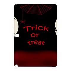 Trick Or Treat 2 Samsung Galaxy Tab Pro 12 2 Hardshell Case by Valentinaart