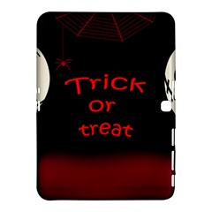 Trick Or Treat 2 Samsung Galaxy Tab 4 (10 1 ) Hardshell Case