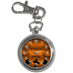 Trick Or Treat   Cemetery  Key Chain Watches by Valentinaart
