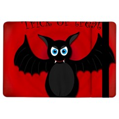 Halloween Bat Ipad Air 2 Flip by Valentinaart