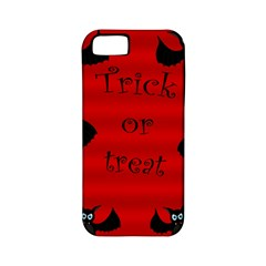 Halloween Bats  Apple Iphone 5 Classic Hardshell Case (pc+silicone) by Valentinaart