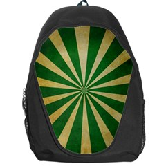 Colored Vintage Backpack Bag