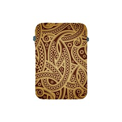 European Fine Pattern Apple Ipad Mini Protective Soft Cases by AnjaniArt