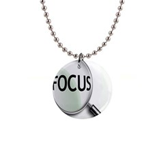 Focus Button Necklaces