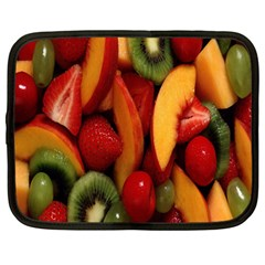 Fruit Salad Netbook Case (large) by AnjaniArt