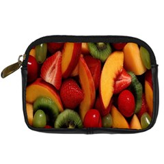 Fruit Salad Digital Camera Cases by AnjaniArt