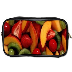 Fruit Salad Toiletries Bags 2 Side by AnjaniArt