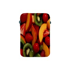 Fruit Salad Apple Ipad Mini Protective Soft Cases by AnjaniArt