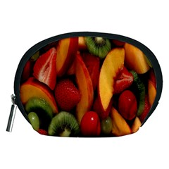 Fruit Salad Accessory Pouches (medium)  by AnjaniArt