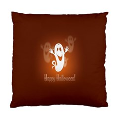 Funny Halloween Standard Cushion Case (two Sides)
