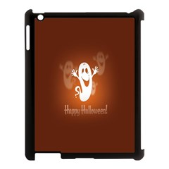 Funny Halloween Apple Ipad 3/4 Case (black) by AnjaniArt