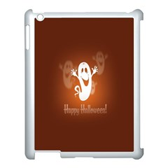 Funny Halloween Apple Ipad 3/4 Case (white)