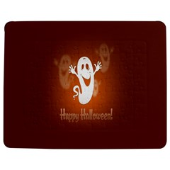 Funny Halloween Jigsaw Puzzle Photo Stand (rectangular)