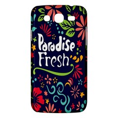 Hawaiian Paradise Fresh Samsung Galaxy Mega 5 8 I9152 Hardshell Case  by AnjaniArt