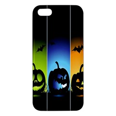 Hellowen Face Iphone 5s/ Se Premium Hardshell Case