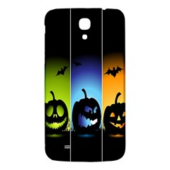 Hellowen Face Samsung Galaxy Mega I9200 Hardshell Back Case