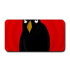 Halloween   Old Raven Medium Bar Mats by Valentinaart