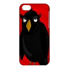 Halloween   Old Raven Apple Iphone 5c Hardshell Case
