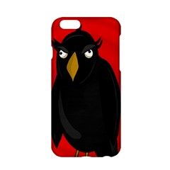 Halloween   Old Raven Apple Iphone 6/6s Hardshell Case